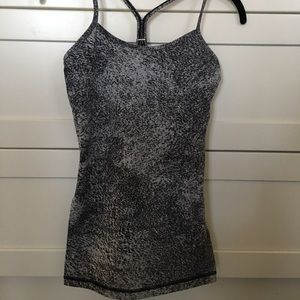 Lululemon workout/yoga tank